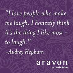 #laugh #love #quotes #Hepburn #uplifting