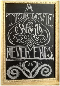 lindsey loo loves: Another Chalkboard Tutorial Chalkboard Wall Art, Chalkboard Writing, Chalk Wall, Chalkboard Drawings, Chalkboard Lettering, Chalkboard Designs, Chalk Board, Lettering Ideas, Chalkboard Ideas