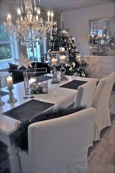 Dreaming of a white Christmas / karen cox. Living Room
