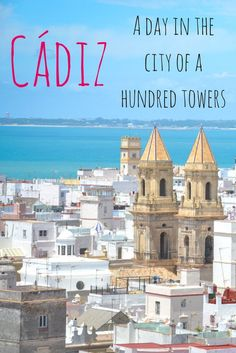 A visit to Cadiz on the Costa de la Luz, Spain. Andalusia day trip destination by the sea. Historic old town, great food and plenty of things to see.