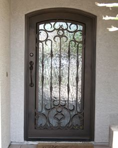 Palazzo Iron Entry Doors #Firstimpression
