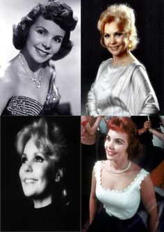 Teresa Brewer ~ Born Theresa Veronica Breuer May 7, 1931 in Toledo, Ohio, US.  DiedOctober 17, 2007 (aged 76) in New Rochelle, New York, US. American pop singer whose style incorporated elements of country, jazz, R&B, musicals and novelty songs. She was one of the most prolific and popular female singers of the 1950s, recording nearly 600 songs. Music, Music, Music ~ Teresa Brewer   PLAY >>> www.youtube.com/watch?v=HXYwP6PNYRA