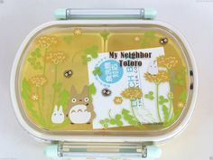 Product Name :My Neighbor Totoro Lunch Food Container Bento Box 360ml Skater DandelionManufacture :SkaterCondition : Brand NewInclude :My Neighbor Totoro Lunch