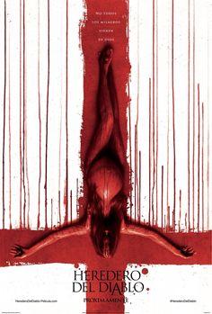 Nuevo poster español de la película #HerederoDelDiablo http://evpo.st/1d0WBFN (Devil's Due) @Devils Due