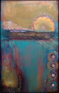 Tara Catalano Studios - Abstract Paintings