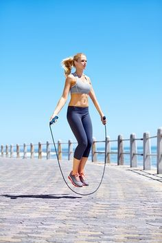 The effective way to control appetite has been found. Japanese scientists have shown that intensive aerobic exercises reduce appetite, and for weight loss jumping of rope is the most effective exercise.