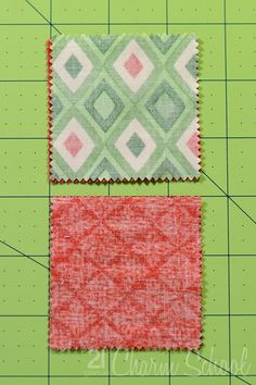 Piecing a perfect four-patch block is just one of those things a quilter should have under their belt, if you know what I mean. Luckily, it's a quick and easy process (nevermind that it took …