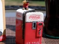 "Coca Cola Mini's Limited Supply! 3"" PoP the ToP & have a Coke! $21.99"
