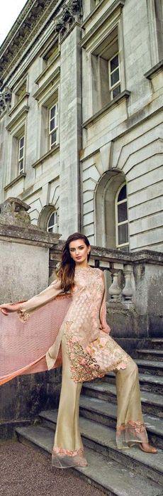 Charming Sobia Nazir Latest Eid Collection for Women 2016 #EidDresses #DesignerEidDresses