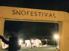 #snow #festival #2015 #europe #sweden #kiruna