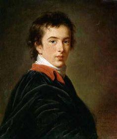 Sergey Gagarin, 1801  Louise Elisabeth Vigee Le Brun
