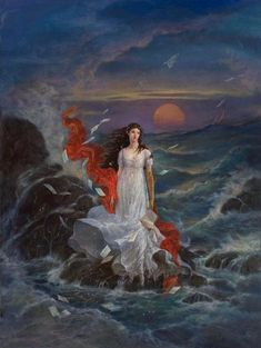 The Art of Kinuko Y. Craft - Jane and the Madness of Lord Byron