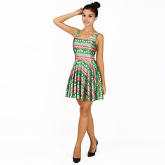 Find More Dresses Information about New Festive Dress Pleated Skirt 3D Personality Cute Deer Printing Christmas Theme Carnival PARTY Pleated Skirt,High Quality skirt mini,China skirts womens Suppliers, Cheap skirt dance from Riel Technology Co.,LTD on Aliexpress.com