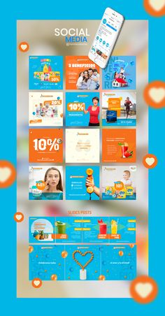 Behance :: Search Social Media Poster, Social Media Banner, Social Media Template, Social Media Content, Social Media Design, Social Media Graphics, Instagram Feed Layout, Instagram Grid, Instagram Post Template