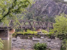 3. Harpers Ferry: A Four Mile Section Of The Appalachian Trail That's Positively Delightful