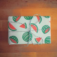 Items similar to Printable Watermelon Gift Wrap BLUE - watermelon gift wrap, summer gift wrap, tropical fruit gift wrap, gift wrap, hand-drawn gift wrap on Etsy Printable Wrapping Paper, Fruit Gifts, A4, Hand Drawn, Watermelon, How To Draw Hands, Wraps, Gift Wrapping, Printables