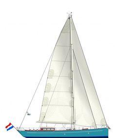Bestevaer 56ST HannaH sailing yacht #myforeverdream http://pure4ever-lifestyle.myflpbiz.com