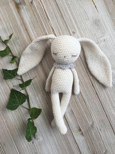 Crochet Lapin longues oreillesAmigurumi Lapin Crochet cadeau
