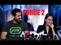 FORCE 2 | John Abraham, Sonakshi Sinha | UNCUT interview. John Abraham, Sonakshi Sinha, Gossip, Interview, The Unit, Photoshoot, Ads, Videos, Music
