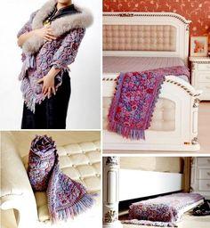 luxurious Wrap Shawl                  Pattern …