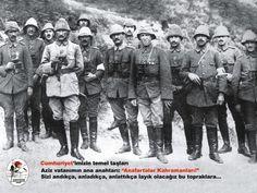 18 Mart Çanakkale Savaşı Atatürk