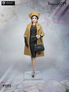 Tenue Outfit Accessoires Pour Fashion Royalty Barbie Silkstone Vintage 1393 | eBay