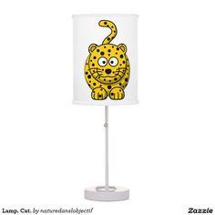Lamp. Cat.