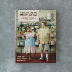 Back in the Day Cookbook $24