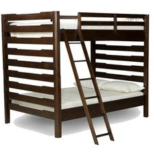 Apartment Therapy's Annual Best Bunk Beds 2012 Twin XL Over Twin XL Bunk Bed from Art Van $869.99