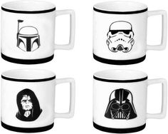Tazzine da caffè Star Wars
