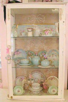 Beautifully Vintage Displayed!!!!