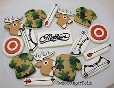 Hunting Cookies by SweetSugarBelle, via Flickr