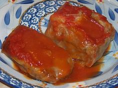 cabbage rolls - Cabbage Rolls are like Dr. Dre's albums--I've only had two of them in my life, but both of them have been wonderful. Maybe when he releases his long-awaited third album I'll celebrate with my third-ever cabbage roll.