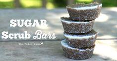 Sugar Scrub Bars