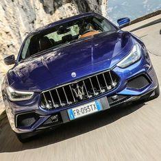 Maserati Ghibli, Trident, Bmw, Cars, Luxury, Vehicles, Autos, Car, Car