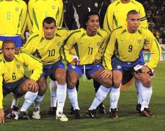 Brazil and its old team