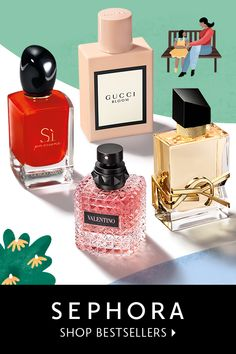 Shop perfume at Sephora. Find your favorite perfume or accentuate your style with a new scent from a top fragrance brand. Beauty Care, Beauty Skin, Beauty Hacks, Sephora, Scented Oils, Best Perfume, Works With Alexa, Packaging, Body Spray