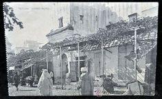 ANTIGUA POSTAL DE TETUAN. BARRIO MORO. AÑO 1928 (Postales - Postales Extranjero - África)