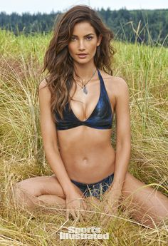Lily Aldridge Swimsuit Photos, Sports Illustrated Swimsuit 2015