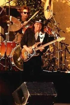 Stevie Ray Vaughan, 1988
