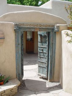 Photo Gallery - Exteriors - Affordable Adobe - Sustaining Traditional Building in Taos New Mexico.