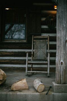 cabin by Beth Kirby   {local milk}, via Flickr