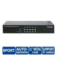 Geovision GV-POE0810 140-Poe0810-G08 Gv-Poe0810 8 Gigabit Ports 130W