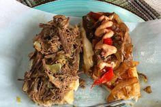 Instant Pot Lazy-Butt Beef Subs with Caramelized Onions and BBQ Mayo Rib Roast Recipe, Roast Recipes, Moist Chocolate Chip Muffins, Steak Fingers, Hot Beef Sandwiches, Standing Rib Roast, Prime Rib Roast, Stuffed Banana Peppers, Thing 1