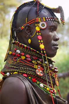 Turkana People - Kenya