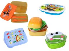 Attractive Meal Boxes for Kids: This article talks about different and attractive tiffin boxes you can buy for your little ones. Tiffin Box, Prep School, Kids Boxing, Recipe Box, Little Ones, Fun Facts, The Best, Projects To Try, Good Food