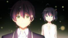 Anime Love, Chunibyo & Other Delusions Yūta Togashi Rikka Takanashi Wallpaper