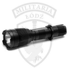 Latarka ręczna THUNDER XTR 1020lm zestaw Militaria Łódź.pl