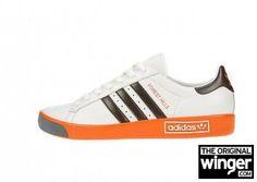 the latest ac7fa c2ddb Adidas Originals Forest Hills Orange