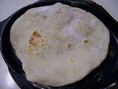 Life In The A-Frame: Homemade Tortillas (a healthier version)